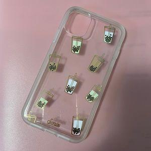 Sonix Iphone 11 boba case!
